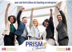 ICF Belgium Prism Award